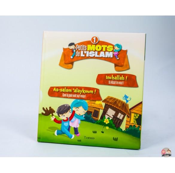 """Collection """"mes petits mots d'islam"""" vol 1"""