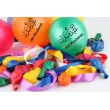 10 ballons de AId Moubarak Multicolores