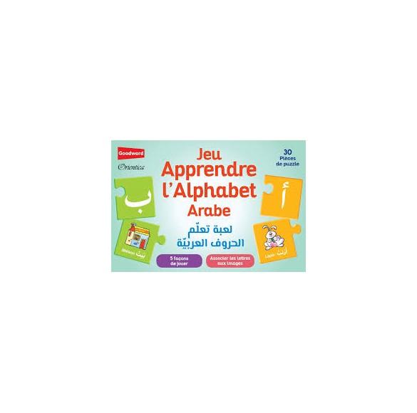 Jeu Apprendre l Alphabet Arabe