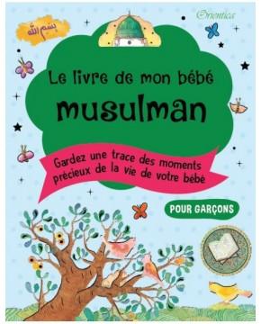 Le livre de mon bébé  musulman version garçons