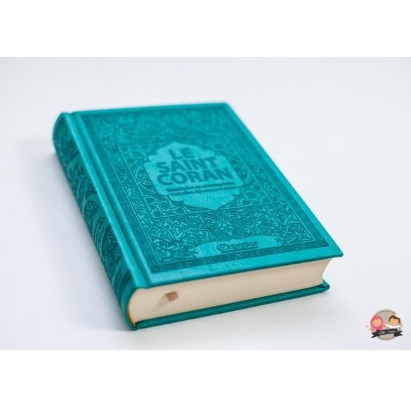 Coran Vert emmeraude