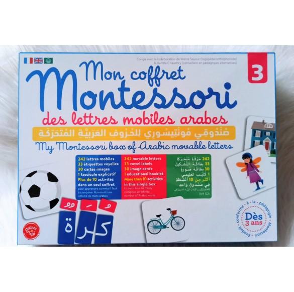 Mon Coffret montessori 3